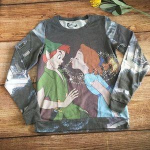 Women's small Peter Pan sweater